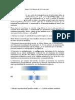 Procesos fotoquímicos de interés medioambiental (Grado de Ciencias Ambientales)
