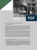 La Educación en La Amazonia Colombiana - Parte4