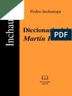 (Diccionario Del Martin Fierro).Unlocked