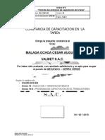 Formato Constancia Capacitacion en La Tarea
