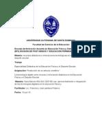 La tecnología digital como recurso e innovación didáctica en la Educación Física y el Deporte Escolar..docx