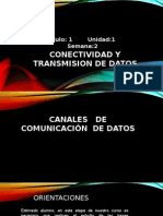 CT2-Semana2-Canales de Comunicacion de Datos