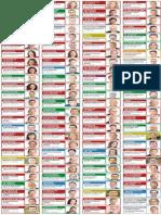 Alcaldes de la provincia de Sevilla