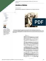 Orquestração - Estudos e Ideias_ O Uso de Harmônicos Naturais e Artificiais Nas Cordas Com Arco