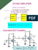 Multi Stage Amplifier (l 1)