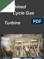 combine gas cycle turbine