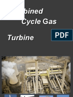 combine gas cycle turbine