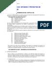 Criterios de Analisis - Estudios y Proyectos de Edificaciones - Capitulo e0
