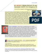 Kukizowcy jak ubowcy PKN40 PDO141 FO von Stefan Kosiewski CANTO  DXXXIII Antyjanus 41