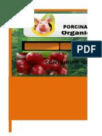 Porcinaza organica
