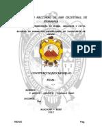 Informe de Autosostenimiento 2012