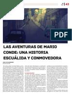 Las Aventuras de Mario Conde Una Historia Escuálida y Conmovedora- Hernandez