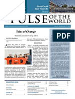 Pulse of the World Issue 40