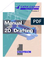 Catia 4 - 2D Drafting