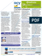 Pharmacy Daily for Tue 16 Jun 2015 - APC to host Colloquium, Call for rural pharmacists, No Catalyst for statins, Boostrix shortage, Guild Update and much more