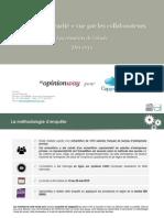 Opinionway - Capgemini - Enquête Cybersécurité