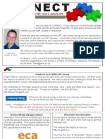 CONNECT Newsletter Issue 2 Updated