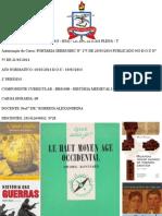 Resumo dos Capitulos IV e V do livro A Alta Idade Média Ocidental