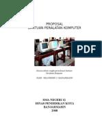 Proposal Lab Komputer