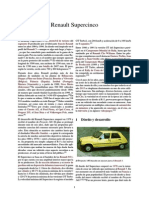 Renault Supercinco