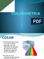 Metodos Cuantitativos de Colorimetria, Reflectancia y Dureza