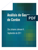 Gases Cordon