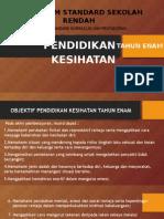 4. DSKP KSSR Pendidikan Kesihatan Tahun 6