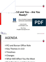PCI DSS 3.0 and You-Are You Ready