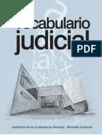 2014_Vocabulario_Judicial -Definiciones Globales y de Acuerdo a La Legislacion Mexicana