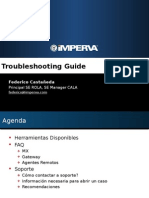 Guia de Troubleshooting Imperva