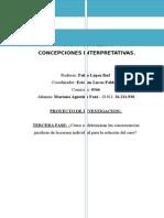 Proyecto de Investigacion- Tercera Fase. - Mariana Font