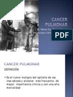 Broncoscopia en Cancer Pulmonar