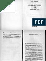 Laurent_Límites en Las Psicosis