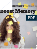 How to Supercharge Your Brain to Boost Memory