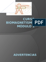 Curso Biomagnetismo Modulo 1