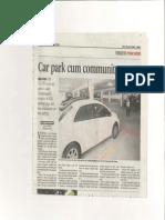 Car Park Costing 2014