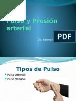 FC Pulso y Presión Arterial