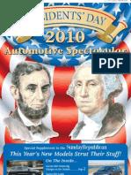Presidents Day Automotive