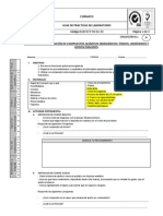 Praxis 7 Óxidos Hidróxidos y Ácidos