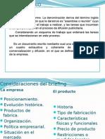Briefing Publicitario