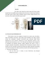 Referat Osteomielitis