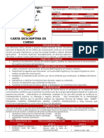 Carta Descriptiva Com-2