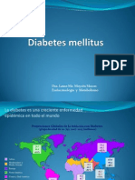 Fisiopatologia Diabetes