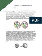 Componentes de La Transmicion Automatica