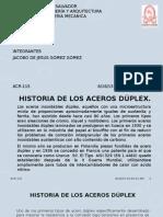 aceros duplex