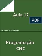 (01) Programação CNC - Parte 1
