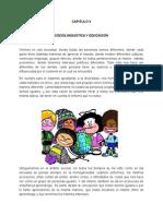 Sociolinguistica y educación