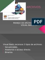 Archivos en VB6