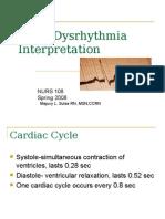 Basic Dysrhythmia Interpretation