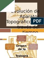 aparatos topográficos